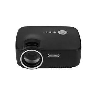 Vidéoprojecteur LANQI Projecteur portable à LED 1080P Full HD HDMI