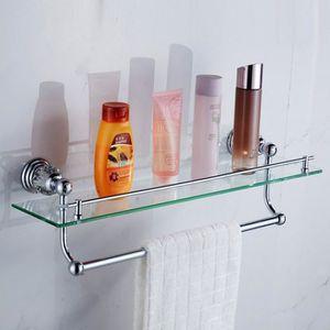 Version S - Cristal De Luxe Argent Accessoires Salle Bains ...
