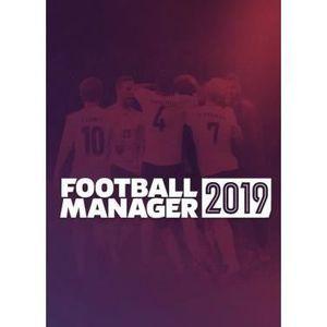 JEU PC À TÉLÉCHARGER Football Manager 2019 En Télechargement