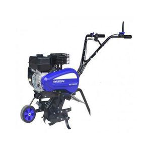 MOTOBINEUSE Hyundai motoculteur thermique 21 fraises HYTW400