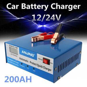 CHARGEUR DE BATTERIE GREENH Chargeur de Batterie Voiture Impulsions de