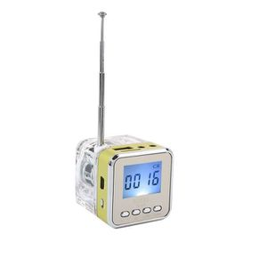 ENCEINTES ORDINATEUR LED Soundbox Mini haut-parleur portable USB DC5V V