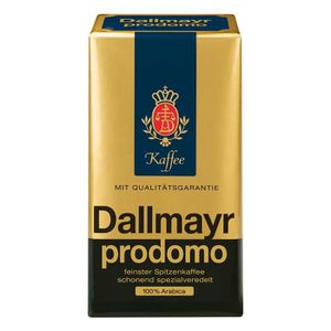 CAFÉ Dallmayr Prodomo café allemand moulu 12 x 500g