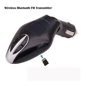 LECTEUR MP3 EINCAR AUTORADIO Transmetteur FM sans fil voiture
