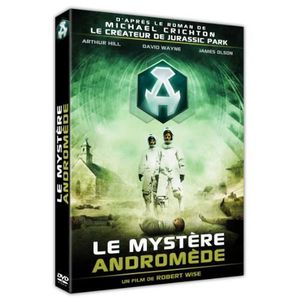 DVD FILM Le Mystère Andromède Robert Wise