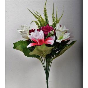 Fleurs artificielles achat vente fleurs artificielles for Bouquet de fleurs pas cher livraison gratuite