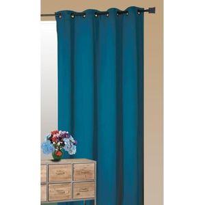 rideau thermique achat vente rideau thermique pas cher soldes d s le 10 janvier cdiscount. Black Bedroom Furniture Sets. Home Design Ideas