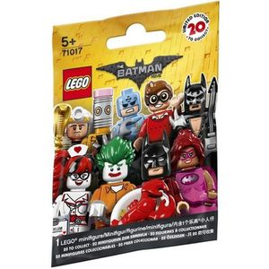 ASSEMBLAGE CONSTRUCTION LEGO® Minifigures 71017 Série Batman LEGO Movie