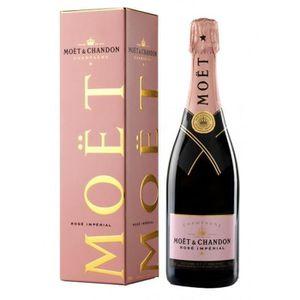 CHAMPAGNE Moet & chandon Champagne rosé 75 cl