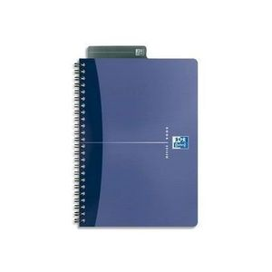 FEUILLET MOBILE OXFORD Cahier reliure intégrale A5 - 100 pages - P