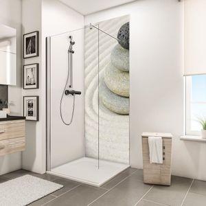 panneau mural douche achat vente panneau mural douche pas cher cdiscount. Black Bedroom Furniture Sets. Home Design Ideas