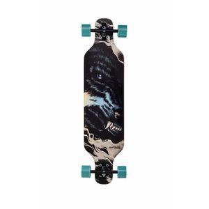 SKATEBOARD - LONGBOARD STREET SURFING Longboard Freeride 39