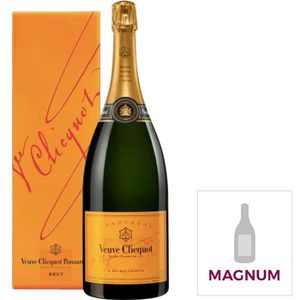 CHAMPAGNE Veuve Clicquot Carte Jaune Magnum 150 cl