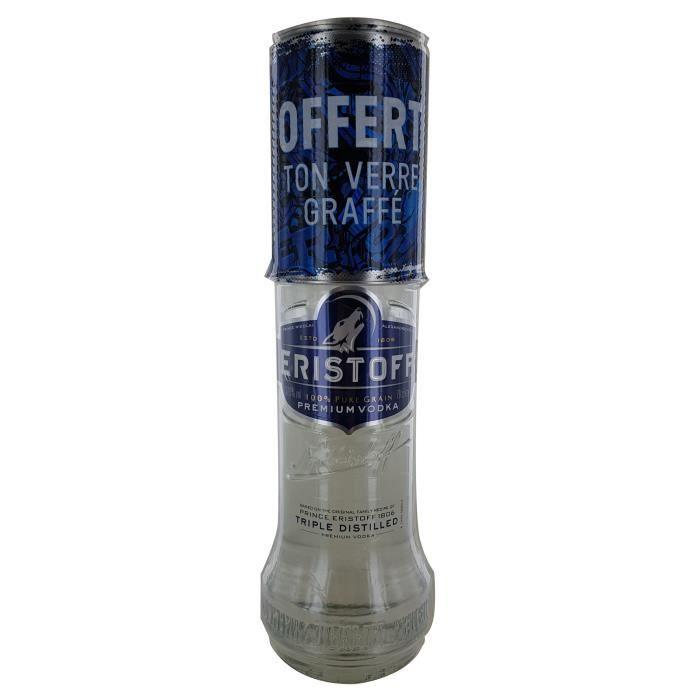 Eristoff 375 70cl verre