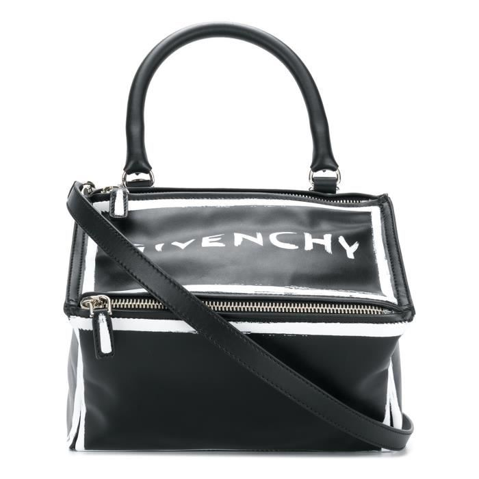 Noir Cuir Épaule Femme Sac Porté Achat Bb500ab01z001 Givenchy srdtQh
