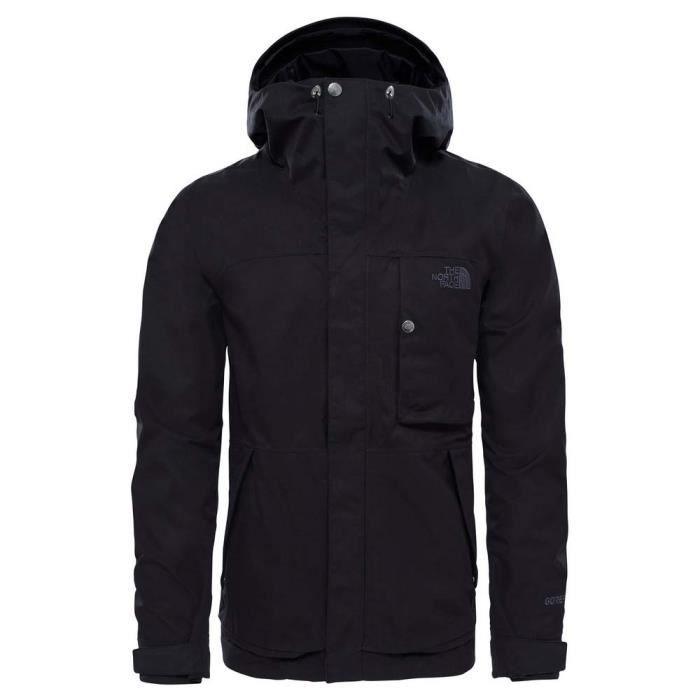 f1c9f45c4a Vêtements homme Vestes shell The North Face All Terrain Iii Zip In ...