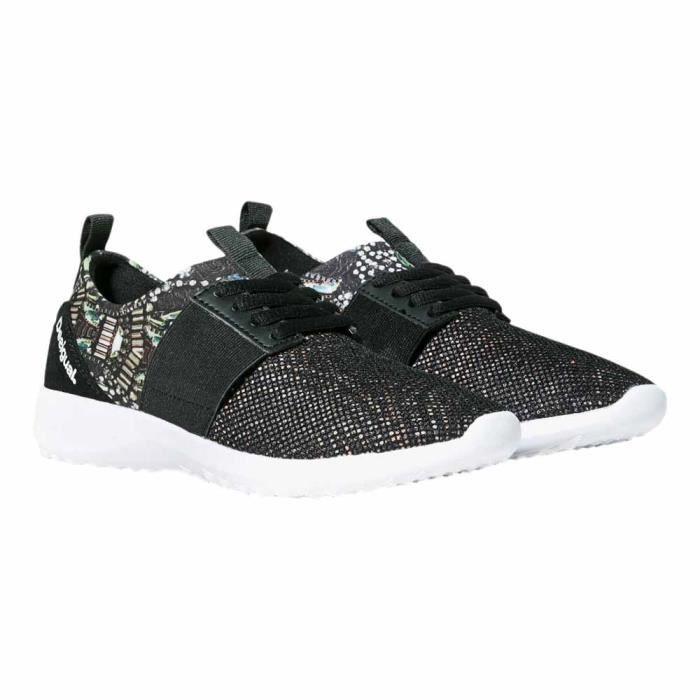 Chaussures femme Urban - street Desigual Speed Luxury Jeans ncOYCp