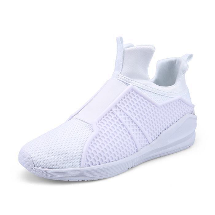 Baskets Chaussures de course à pied pour hommes Chaussures de course décontractées Chaussures de sport respirantes akftFv6Q