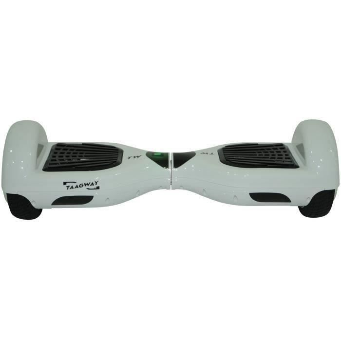 """HOVERBOARD TAAGWAY Hoverboard Electrique 6,5"""" Blanc - Gyropod"""