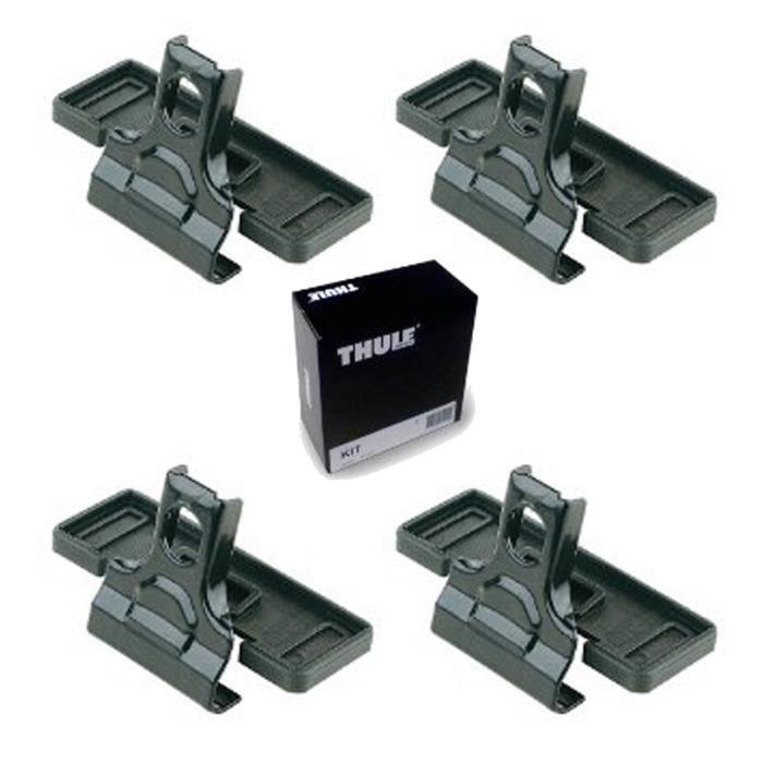 kit fixation barres de toit peugeot achat vente kit fixation barres de toit peugeot pas cher. Black Bedroom Furniture Sets. Home Design Ideas