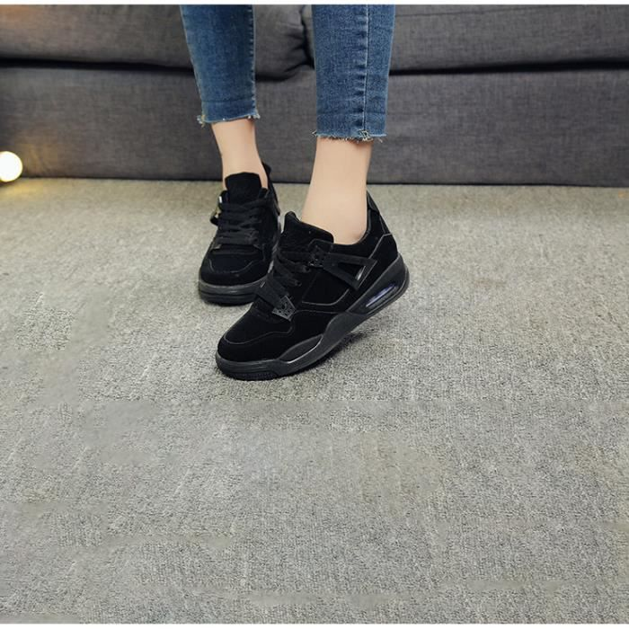 Femme Chaussures Basket Loisirs Chaussures de sport Coussin d'air chaussures