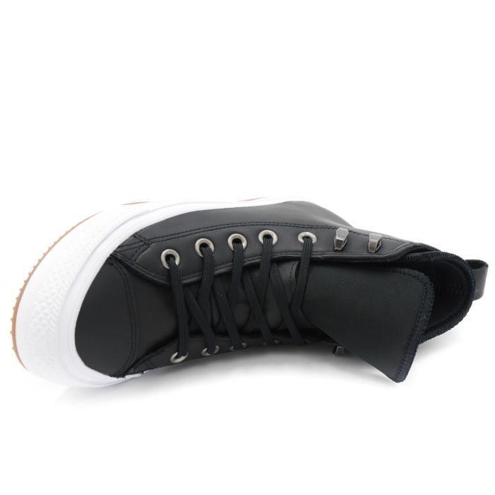 Converse Basket femme Boot 557943C noir-noir-blanc T. 38