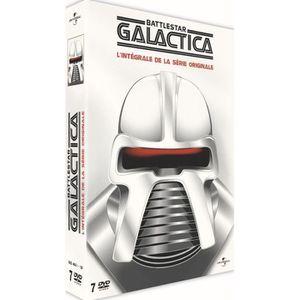 DVD SÉRIE DVD Battlestar Galactica - L'intégrale