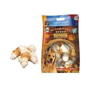 NOBBY Snack poulet os noué enrobé pour chien 113g