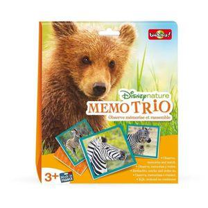 MÉMORY BIOVIVA DISNEYNATURE  - Memo Trio