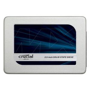 DISQUE DUR SSD Disque dur SSD 2,5'' Crucial 525 Go