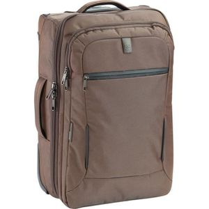 VALISE - BAGAGE Valise de cabine Go travel Carry on 21 Marron