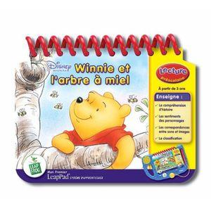 LIVRE INTERACTIF ENFANT Leapfrog Winnie et l'arbre à miel