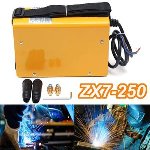 NEUFU 220V ZX7-250 250A Machine Soudage Électrique Poste à souder inverter  ARC soudeur dbc1a9c8e432