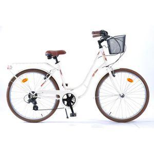 VTC MICMO Vélo de ville Femme 26