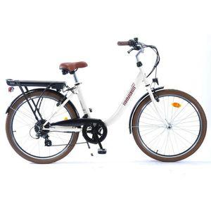 VÉLO ASSISTANCE ÉLEC MAKADAM Vélo électrique Femme 26
