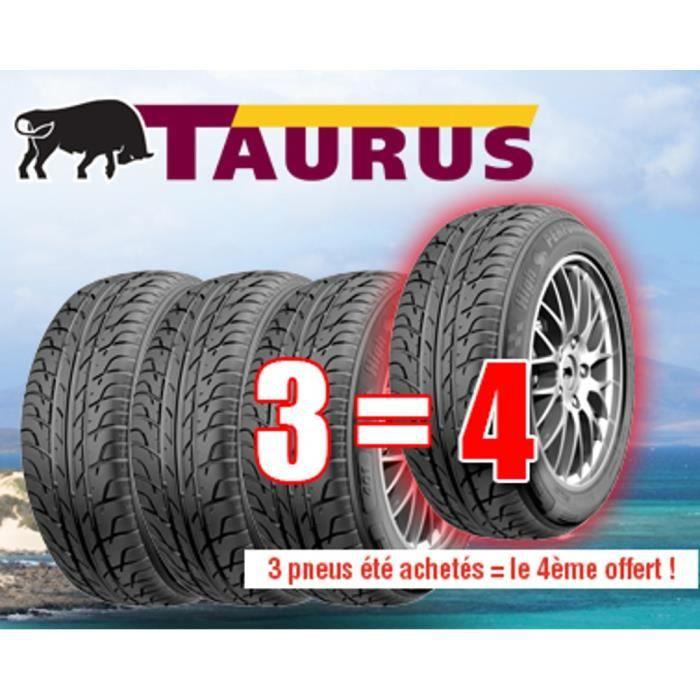 LOT 3 = 4 TAURUS 195/65C16C 104R 101PNEUS
