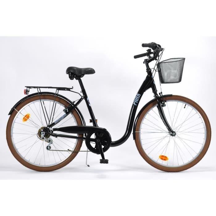 MICMO Vélo de ville Femme 26\