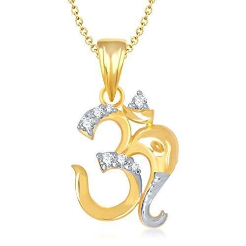 Womens Gold-plated Pendant For Gold-gp132 ISQ96
