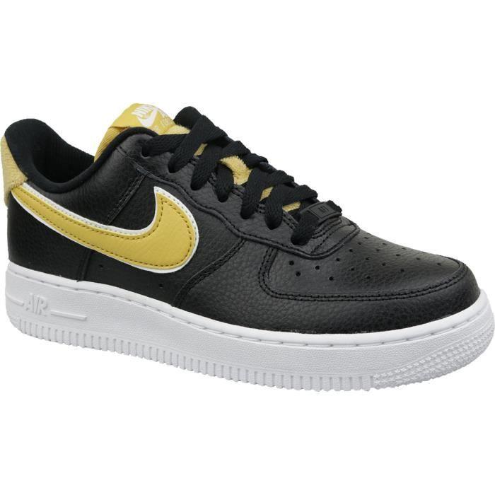 la moitié 68c75 fa11f Nike Wmns Air Force 1 07 SE AA0287-017 sneakers femme Noir
