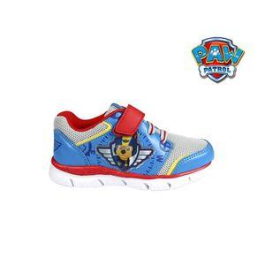 2300002601 Baskets à scratch pour enfant SUPERMAN idéal pour l'école (31) HKI6A
