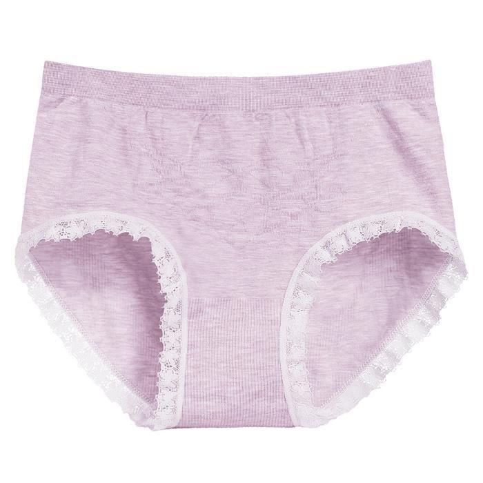 Thongs Couture vêtements Sous Seasondu Femmes Moyenne Lingerie Slips De Les Sans Culottes Hauteur 77xqwAzB