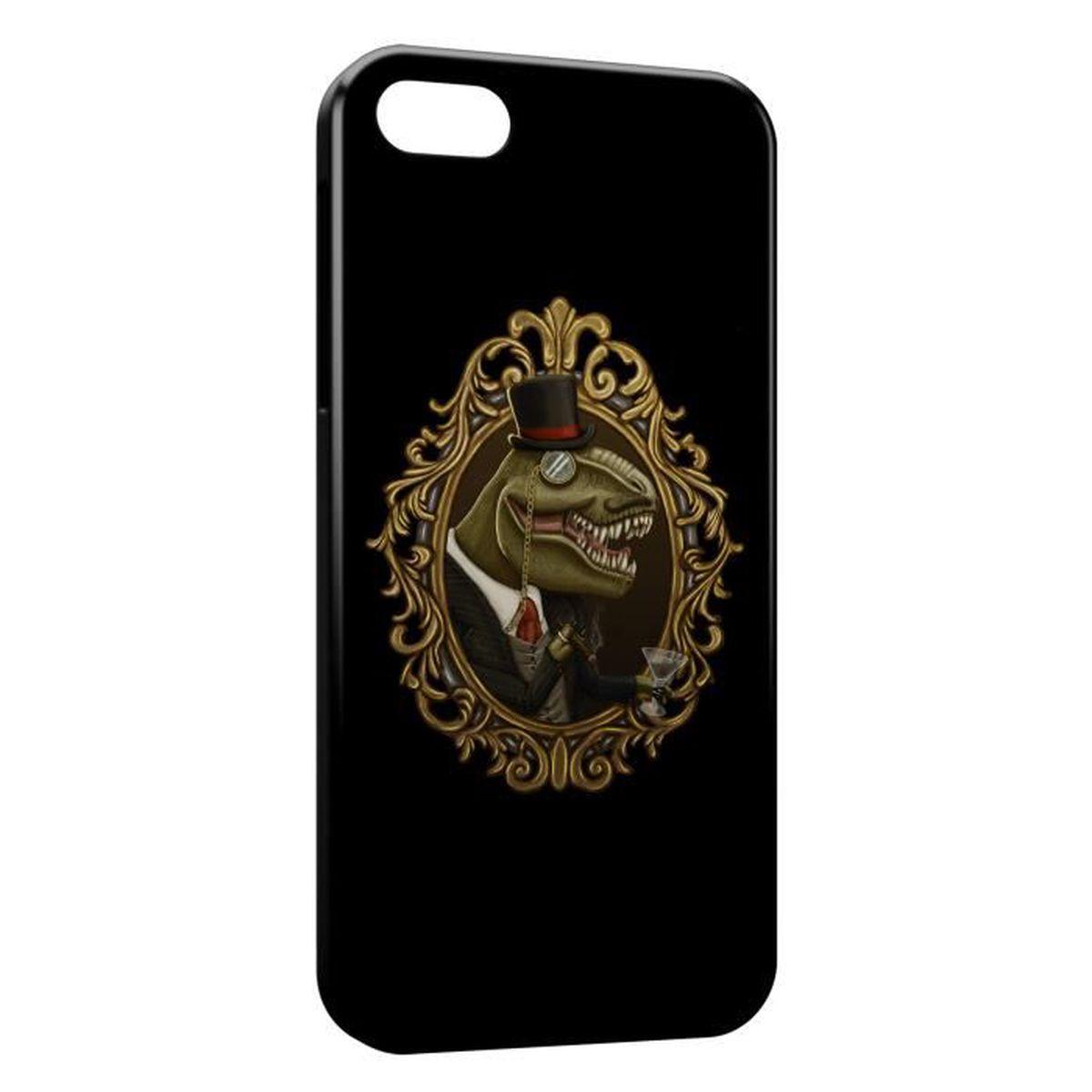 coque iphone 7 petit dinosaure