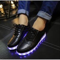 Big charge Taille USB LED multicolores clignota... tTAAhe