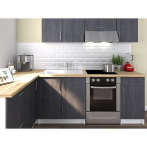 cuisine d angle achat vente cuisine d angle pas cher soldes d s le 10 janvier cdiscount. Black Bedroom Furniture Sets. Home Design Ideas