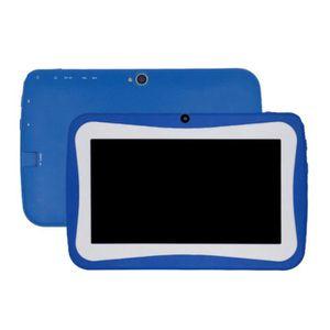 TABLETTE ENFANT bleu CX-755 tablette tactile pour enfant 8Go Andro