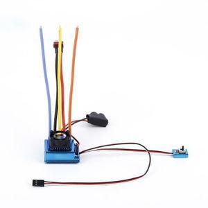 BALAI ÉLECTRIQUE 120A ESC Sensored Brushless contrôleur de vitesse