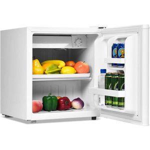 MINI-BAR – MINI FRIGO Mini Réfrigérateur Silencieux Cube 48 L 46,5x44,5x