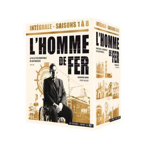 DVD SÉRIE L'Homme de fer - Intégrale