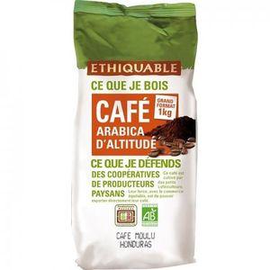 CAFÉ ETHIQUABLE - Café Honduras MOULU bio & équitable 1