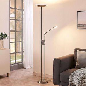 LAMPADAIRE LED Lampadaire 'Jonne' à intensité variable en mét